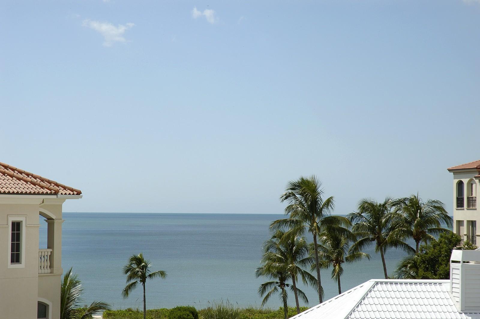 Real Estate Photography - 222 Barefoot Beach Blvd, Bonita Springs, FL, 34134 - Gulf View