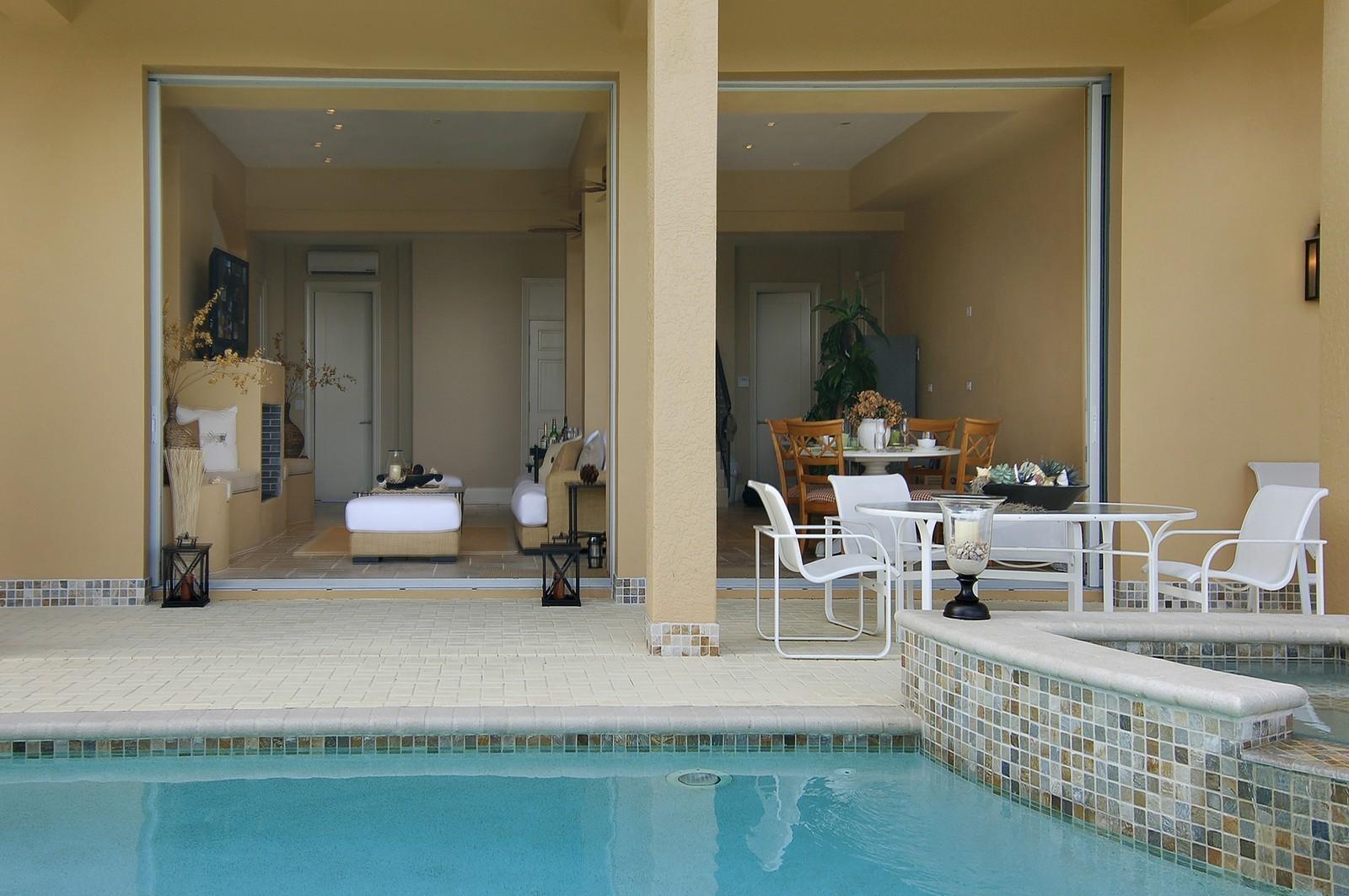 Real Estate Photography - 222 Barefoot Beach Blvd, Bonita Springs, FL, 34134 - Patio