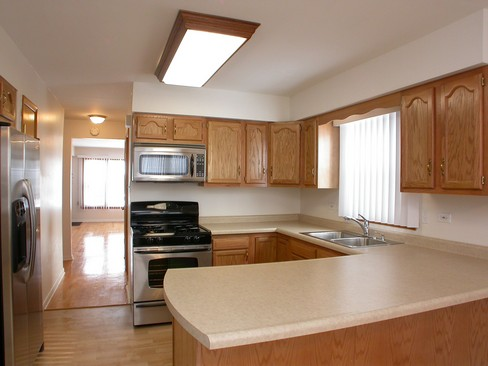 Real Estate Photography - 14904 Grant St, Dolton, IL, 60419 - Kitchen