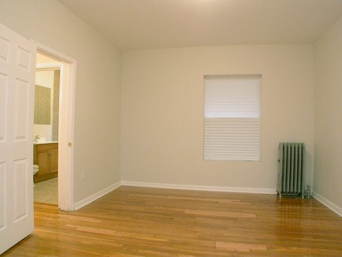 Real Estate Photography - 5484 S Everett, Chicago, IL, 60615 - 2nd Bedroom