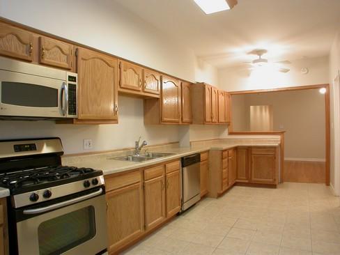 Real Estate Photography - 5484 S Everett, Chicago, IL, 60615 - Kitchen