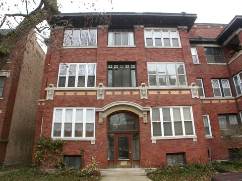 Real Estate Photography - 5484 S Everett, Chicago, IL, 60615 - Front View