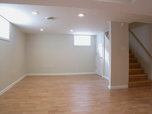 Real Estate Photography - 14229 Dobson, Dalton, IL, 60419 - Basement