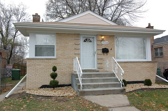 Real Estate Photography - 14228 S Avalon, Dolton, IL, 60419 - Front View
