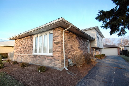 Real Estate Photography - 14817 Wentworth, Dolton, IL, 60419 - Front View