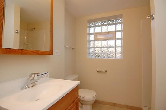 Real Estate Photography - 14817 Wentworth, Dolton, IL, 60419 - Bathroom