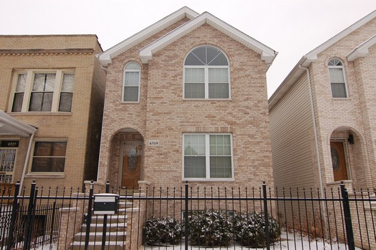Real Estate Photography - 6519 S Ingleside, Chicago, IL, 60637 - Front View